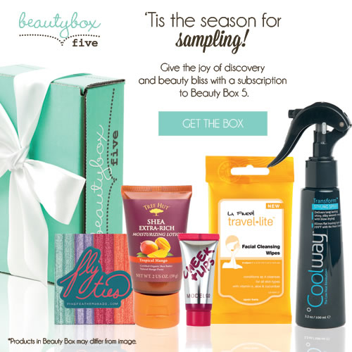 REVIEW: Beauty Box for Decembe...