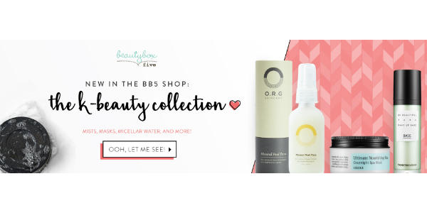 Get 3 Free Samples with your purchase from BeautyBox5Shop.com
