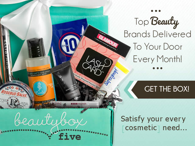 REVIEW: Beauty Box 5...