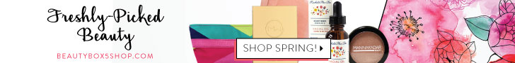 Get Free Shipping on orders of $50 or more at BeautyBox5Shop.com