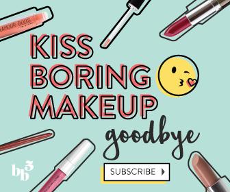 Kiss Boring Makeup Goodbye and subscribe to BeautyBox5