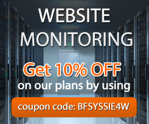 Get 10% OFF on our plans by SITEIMPULSE