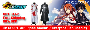 Sword Art Online coupon