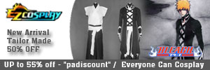 Bleach Costumes Discount