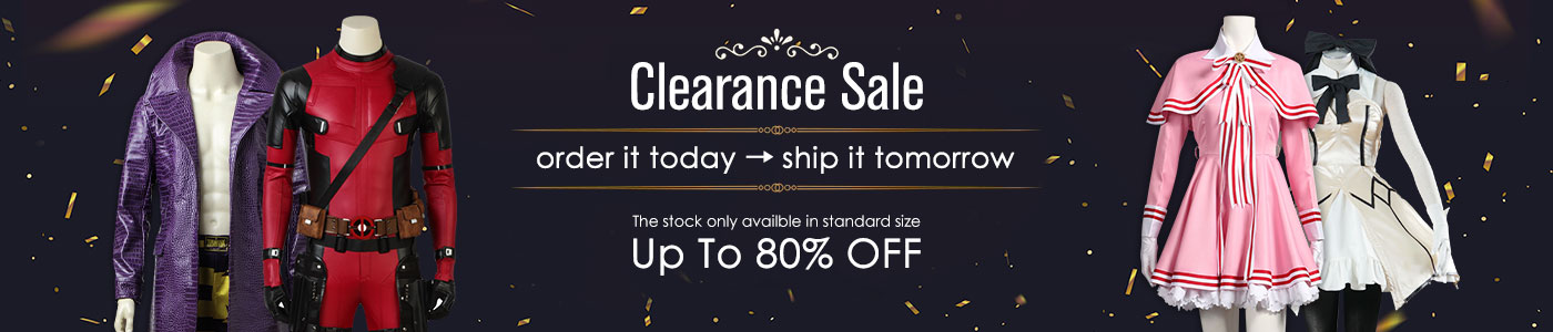 Up to 80% Off clearance + Extra 8% Off sitewide