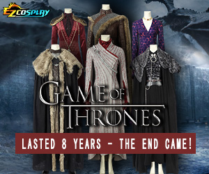 Save Up to $60 for Game of Thrones Costumes
