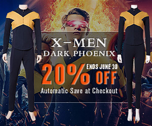 X-Men: Dark Phoenix Items Save up to 20% OFF