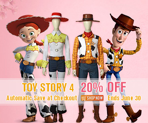 TOY STORY 4 Items Save up to 20% OFF