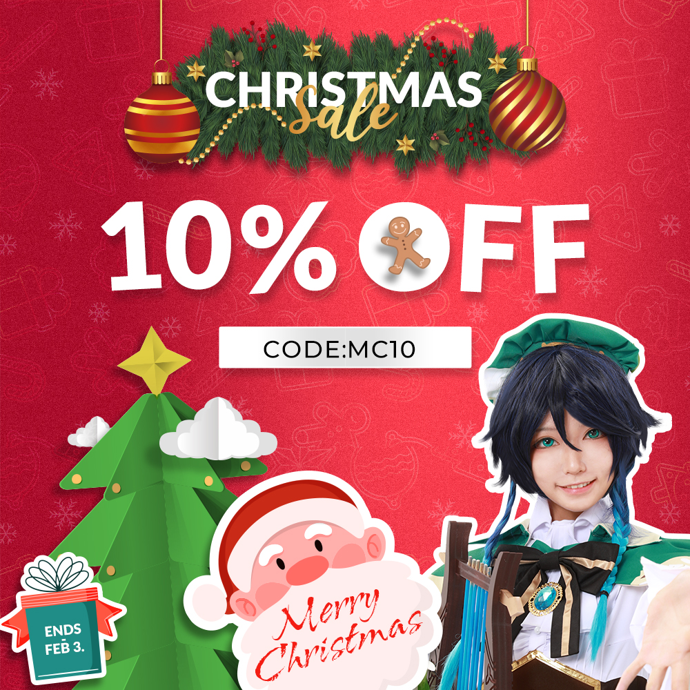 10% Off Sitewide for Christmas Sale