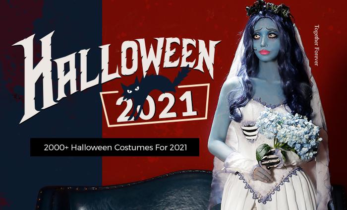 HAPPY HALLOWEEN 2000+ Halloween Costumes For 2021