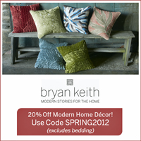 Save 20% on Modern Home Decor!