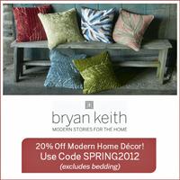 Save 20% on Modern Home Decor!
