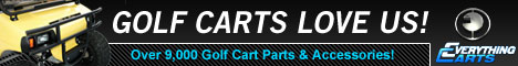 Everything Carts Golf Cart Parts & Accessoreis