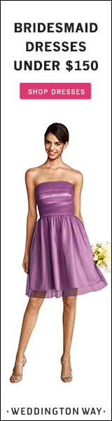 Bridesmaid Dresses Under $150!