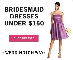 Bridesmaid Dresses Under $150!