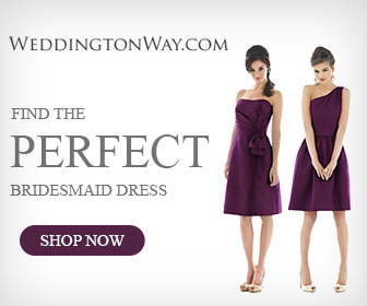 Find the perfect bridesmaid dress on Weddington Way!