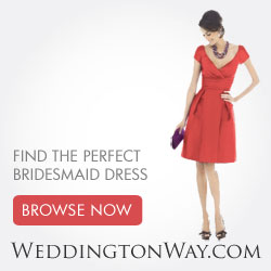 Art Deco Bridesmaids Dresses