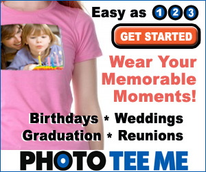Create high quality custom t-shirts fast and easy