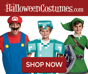Video Game Costumes and More!