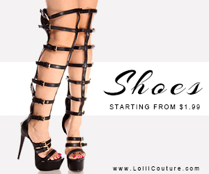 Shoes Starting from $1.99 - LolliCouture.com