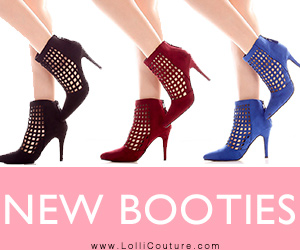 LolliCouture New Booties