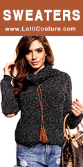 Sexy sweaters for woman @ Lollicouture.com