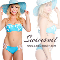Summer Shoes! 45% OFF All Regular Priced Items at LolliCouture.com. Use Code: SMSHOE45. Ends On 07/20/2014.