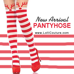 New Arrival Pantyhose at LolliCouture.com