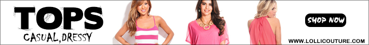 Womens Tops at LolliCouture.com