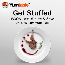 YumTable.com - Last Minute Restaurant Bookings & Deals