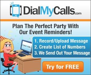 Event Reminders - DialMyCalls.com