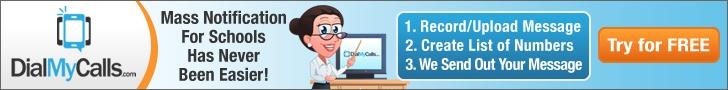 School Notifications - DialMyCalls.com