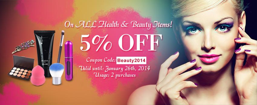 Health & Beauty Sale!