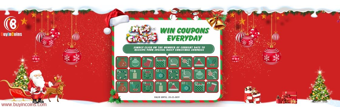Win Coupons Everyday