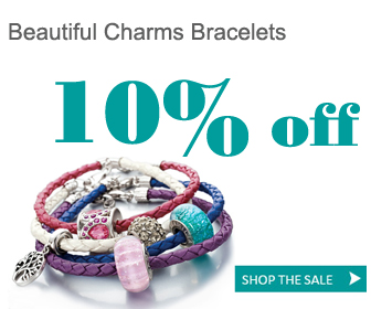 Enjoy 10% off any bracelet at lovebeadsworld.com!