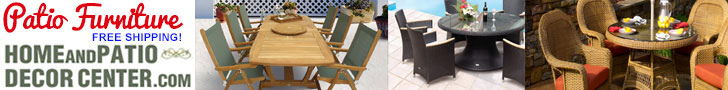 Discounted Patio Furniture with Free Shipping