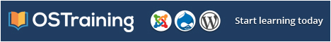 WordPress, Joomla and Drupal Training