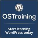 WordPress Training from OSTraining