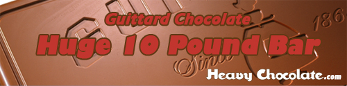 Guittard Chocolate 10 Pound Bulk bar