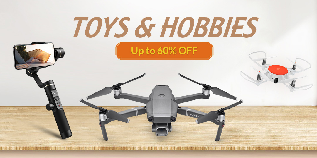 Toys & Hobbies Sale up to 60% off