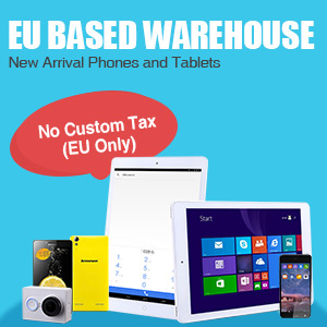 No custom tax(EU Only)