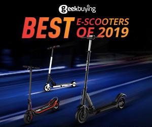 електрически скутери от GeekBuying на склад в Европа