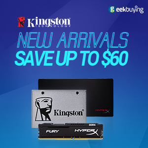 Kingston New Arrivals Sale