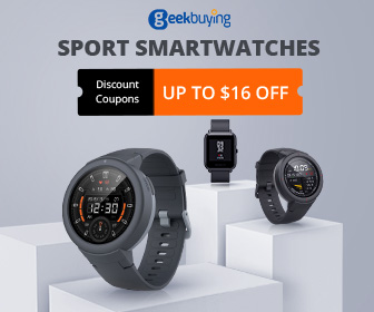 Amazfit Sport Smartwatches ONLY Need $83.99 with the coupon: 3FJK1TGR