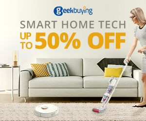 Smart Home Tech, Up to 50% OFF