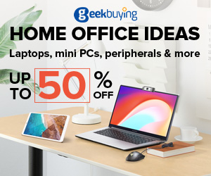 Laptops, mini PCs, peripherals & more up to 50% off