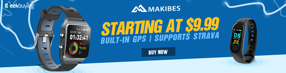 Makibes BR3 New Arrivals Sale | Starting at $9.99