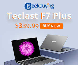 ONLY $339.99 for Teclast F7 Plus