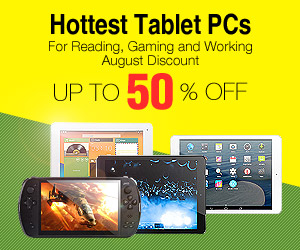 50% Off Selected Hot Tablet PC