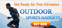 Outdoor Sports Gadgets